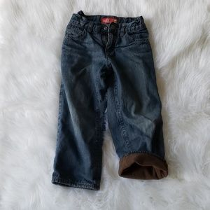 Old Navy | insulated Jean's 4t boys